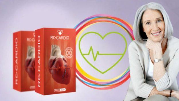 Recardio szív-és kardiovaszkuláris támogatás