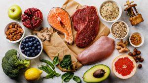 Egy jól kiegyensúlyozott étrend